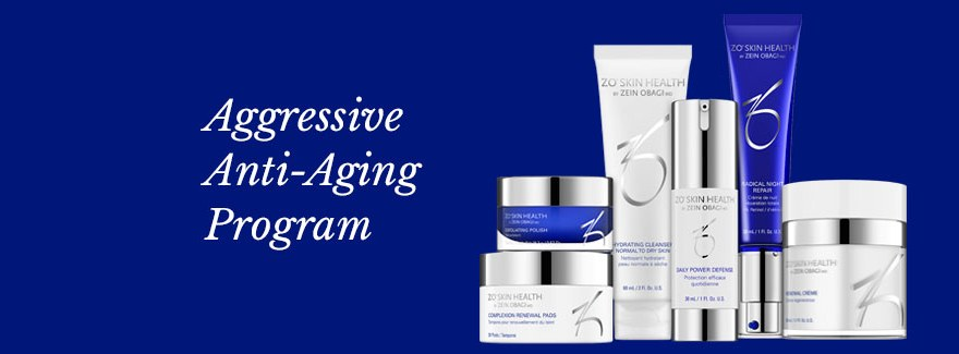 Aggressive Anti-Aging Program ZO Skin Health